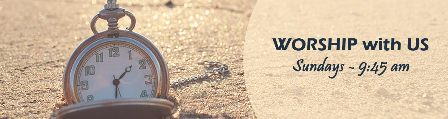 Worship with Us Summer